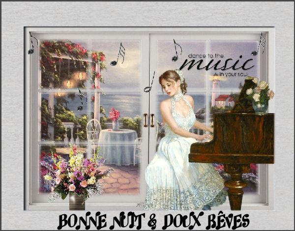 BONNE NUIT DOUX REVES