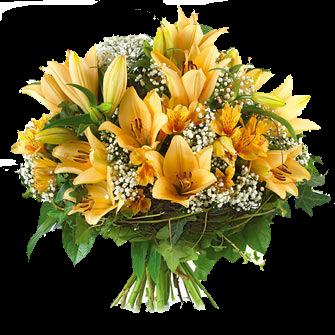Fleurs page 5 for Bouquet de fleurs jaunes