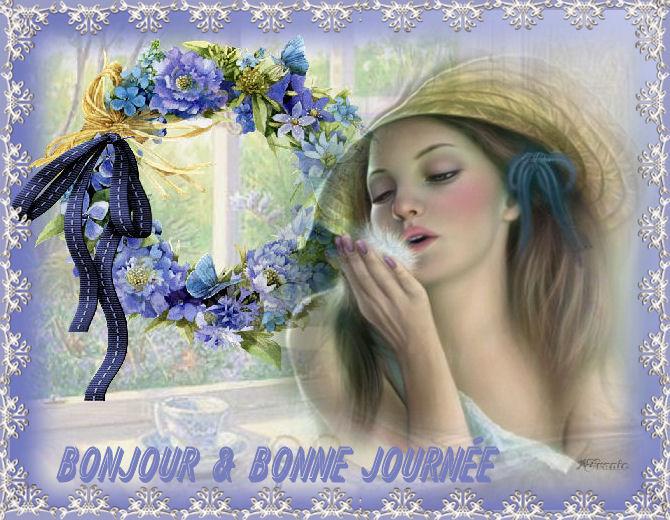 BONJOUR BONNE JOURNÉE
